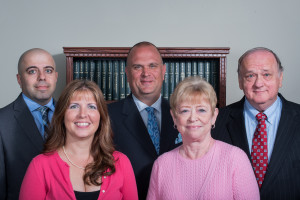 Spousal Support and Alimony Lawyers and Support Team at The Miller Law Group