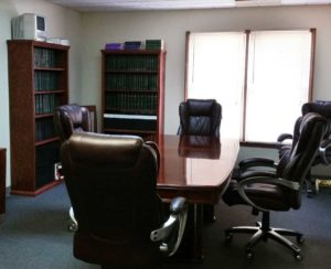 Berks County DUI Attorneys Consultation Room